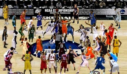 NCAA Elite 8: North Carolina Tar Heels v Oklahoma Sooners